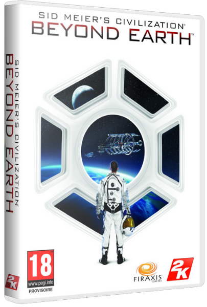 Sid Meier's Civilization: Beyond Earth [Update 3 + DLC] (2014) PC | RePack от xatab