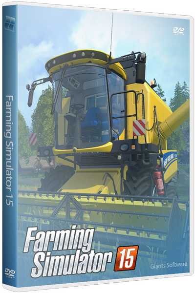 Farming Simulator 15 [v 1.3.1 + DLC's] (2014) PC | RePack от xatab