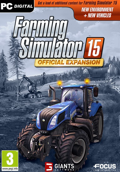 Farming Simulator 15: Gold Edition [v 1.4.1 + DLC's] (2014) PC | RePack от xatab