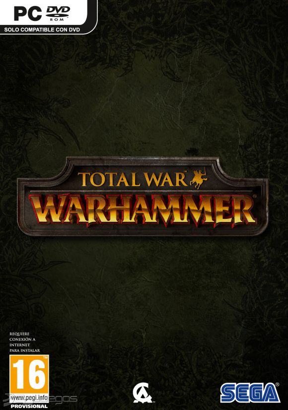 Total War: WARHAMMER (2016) PC | RePack от xatab