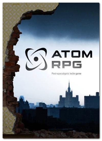 ATOM RPG: Post-apocalyptic indie game (v 1.17) (2018) PC | RePack от xatab