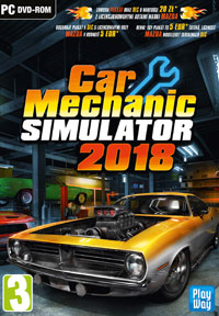 Car Mechanic Simulator 2018 (1.6.5) (2017) PC | RePack от xatab