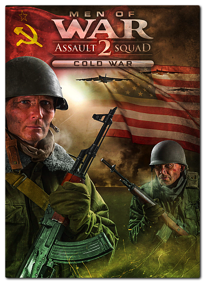 Men of War: Assault Squad 2 - Cold War (2019)  RePack от