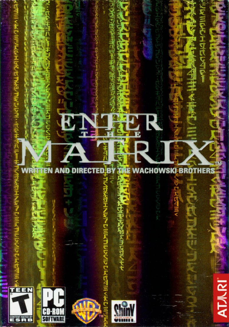 Enter the Matrix v.1.52 [L] (2003) PC | Лицензия